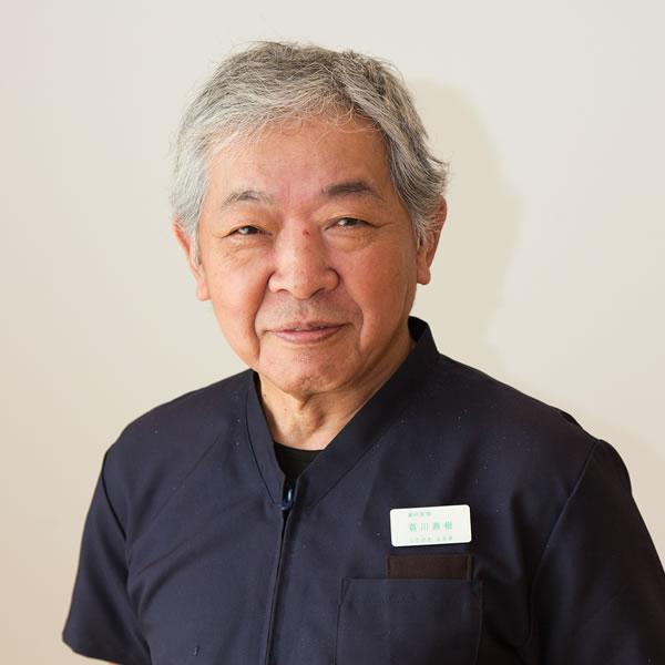 歯科医師・顧問 蔦川直樹